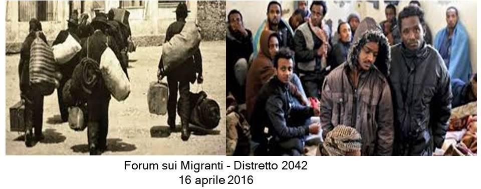 Forum Migranti 2016