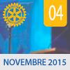 Newsletter Novembre 2015